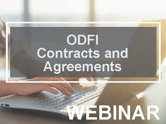 ODFI Contracts and Agreements