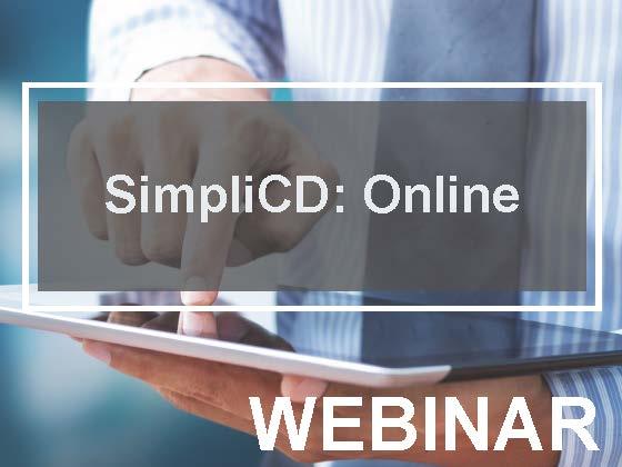 SimpliCD Online