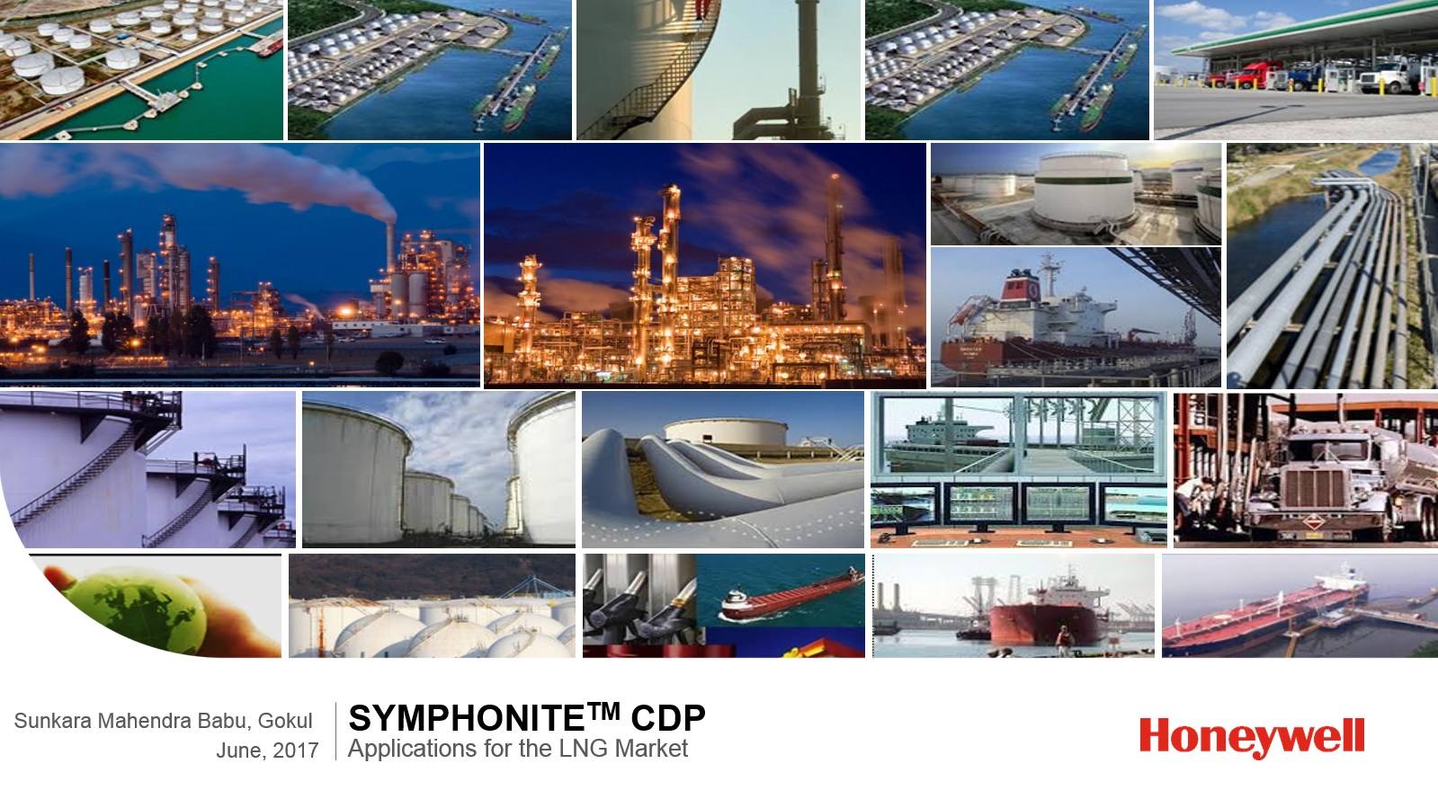Symphonite™ CDP Serving the LNG Market