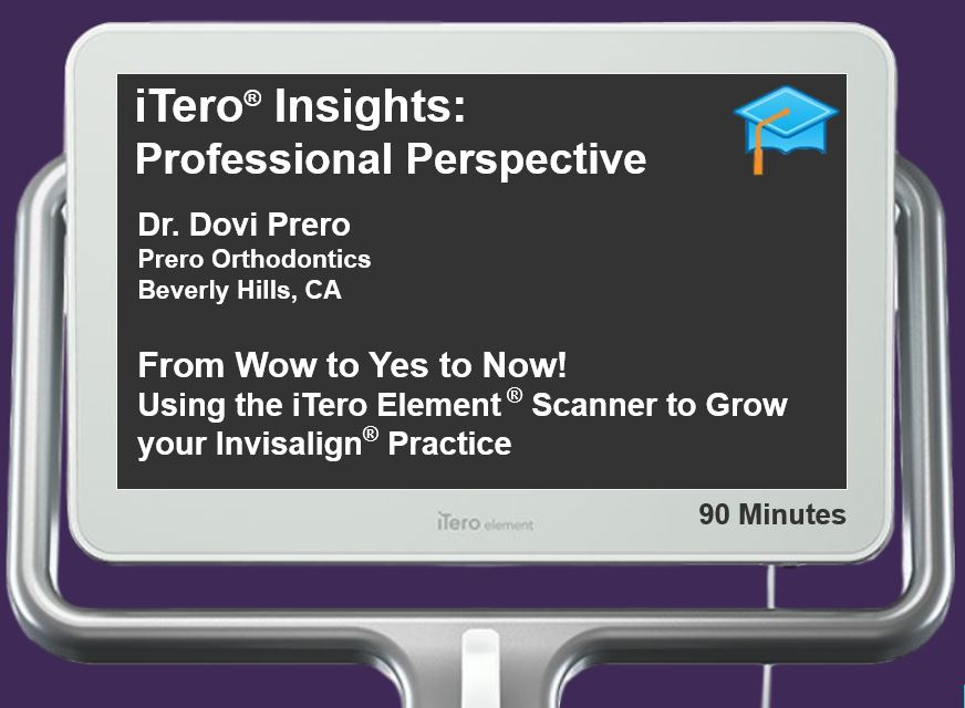 17 ways to grow your Invisalign practice with the iTero Element scanner