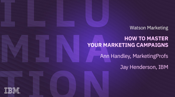 How to Master Your Marketing Campaigns