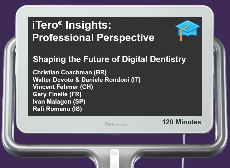 Global Dental Experts Discuss Advances in Digital Dentistry