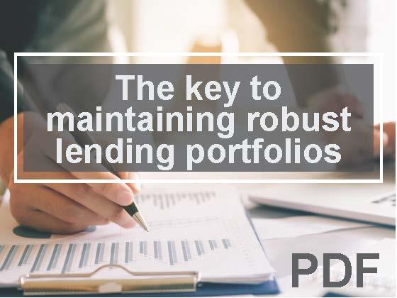 Funding: The key to maintaining robust lending portfolios