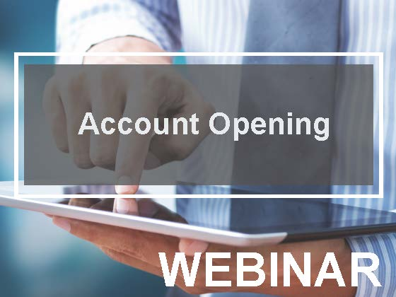 Account Opening, powered by Gro Solutions Demonstration 4/18