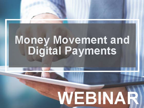 Money Movement and Digital Payments, powered by Payveris Demonstration 4/17