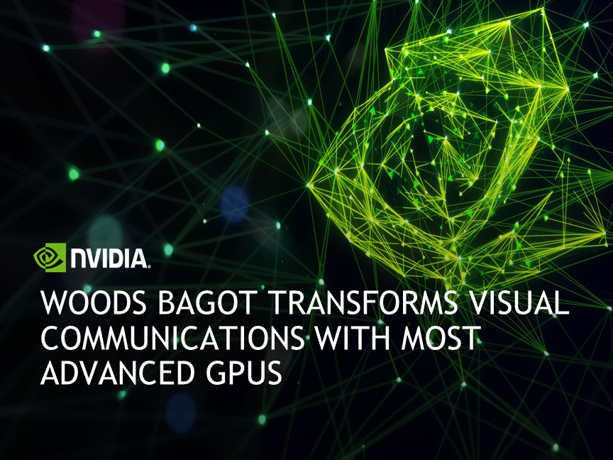Woods Bagot Transforms Visual Communications with Most Advanced GPUs