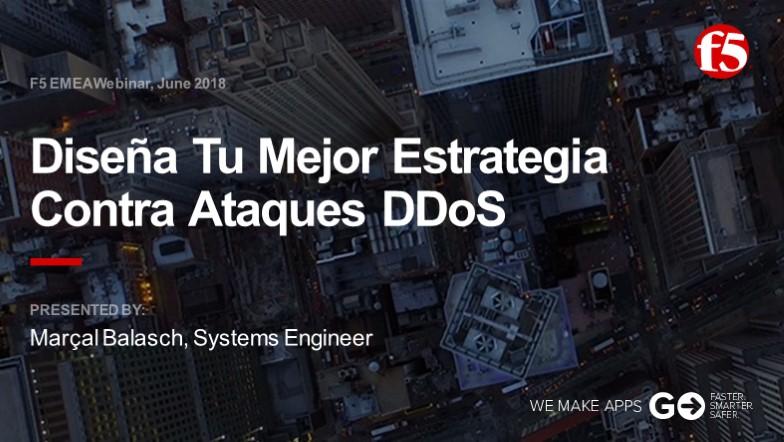 F5 EMEA Webinar June 2018 - Spanish