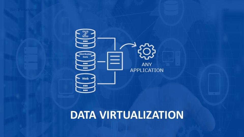 Data Virtualization Manager Unlocks IBM Z Data for Any Application