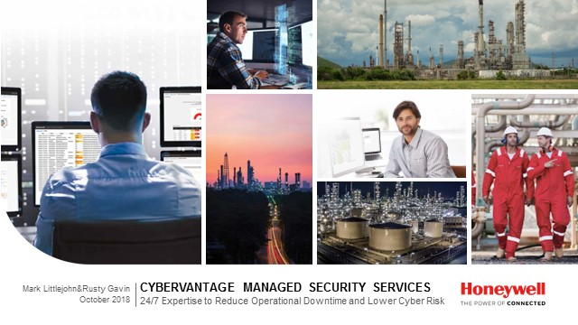 Overcoming the Challenge of Managing Industrial Cyber Security at Your Facility and Reduce Your Risk from Cyber Threats
