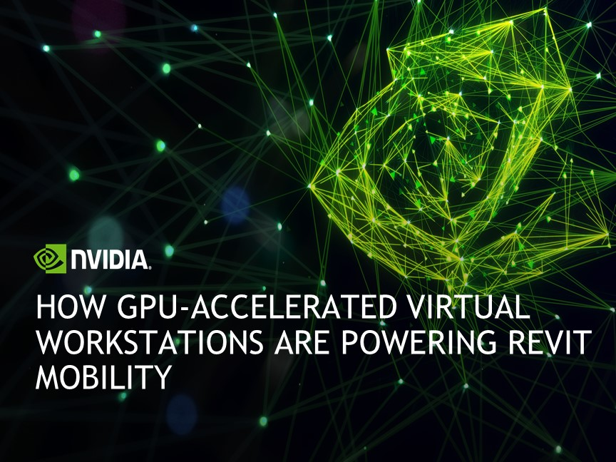 How GPU-Accelerated Virtual Workstations Are Powering Revit Mobility