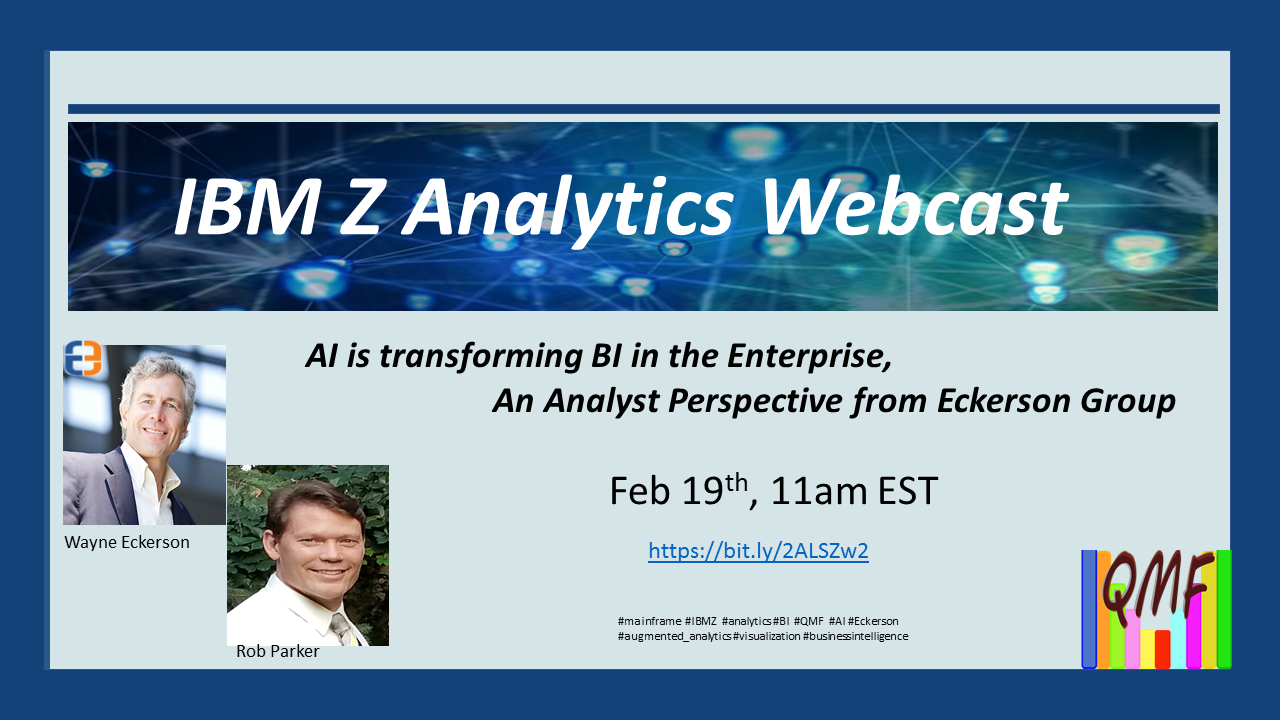 AI is transforming BI in the Enterprise - An Analyst Perspective from Eckerson Group