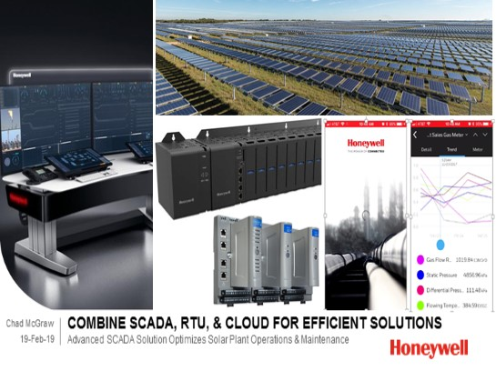 Combine SCADA, RTU and the Cloud for Efficient Solutions