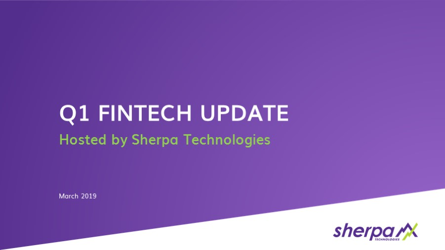 Quarterly Fintech Update: Deposit Displacement and Fintech Trends with Ron Shevlin