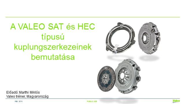 SAT + HEC HU tréning
