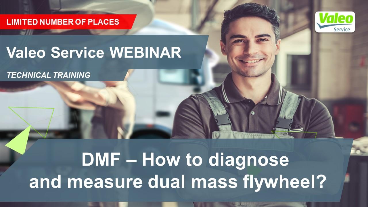 DMF - Dual Mass Flywheel measurement (VSEE English)