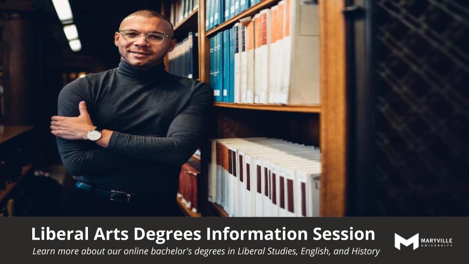 Webinar | Maryville Online | Undergrad | Maryville's Undergraduate Liberal Arts Degrees Information Session | 12/11/19