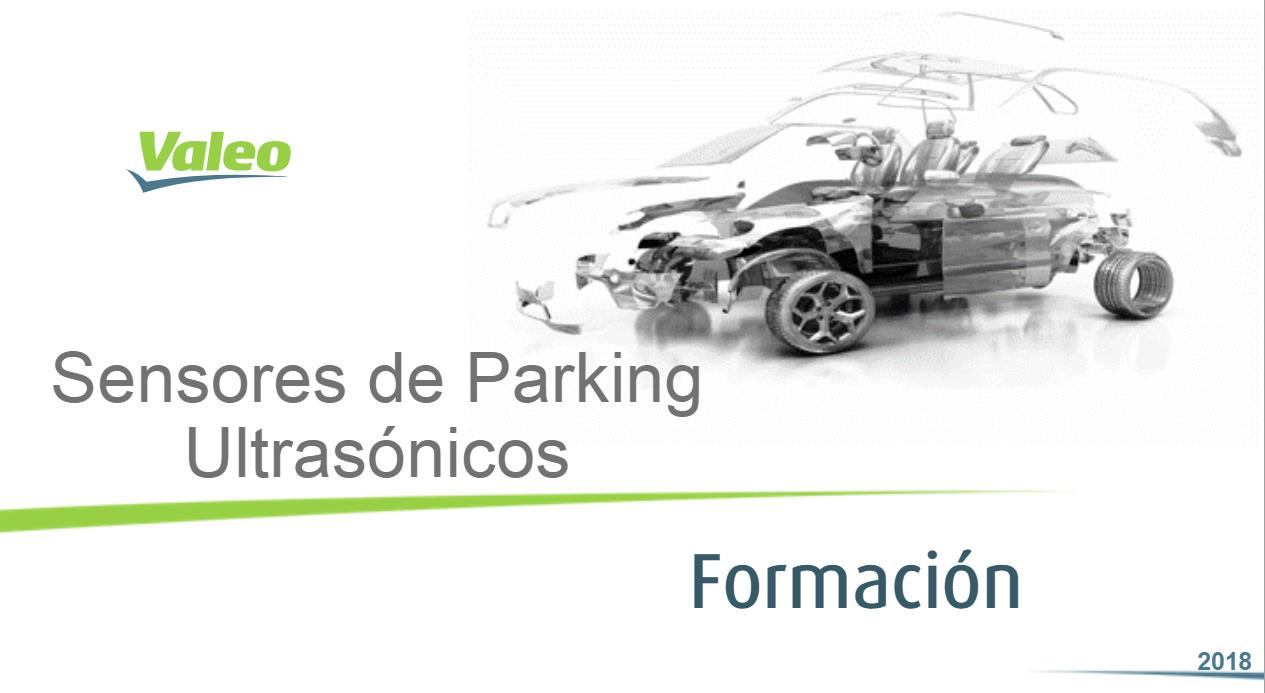 Formación Técnica Sensores Parking Ultrasónicos: UPA