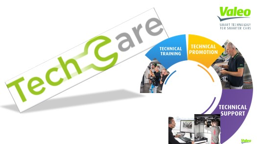 Valeo Tech Care and Connected Assistance