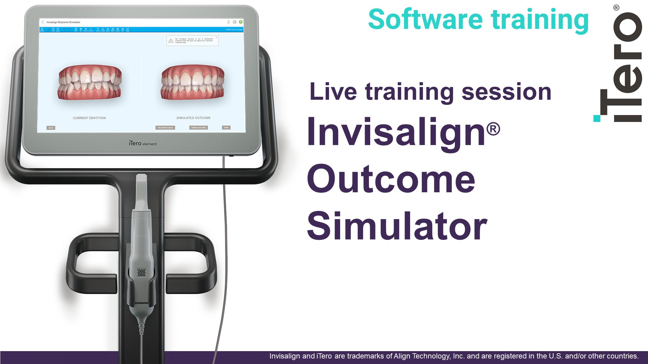 Invisalign Outcome Simulator 12pmPDT(1pm MT/2pm CT/ 3pm ET)