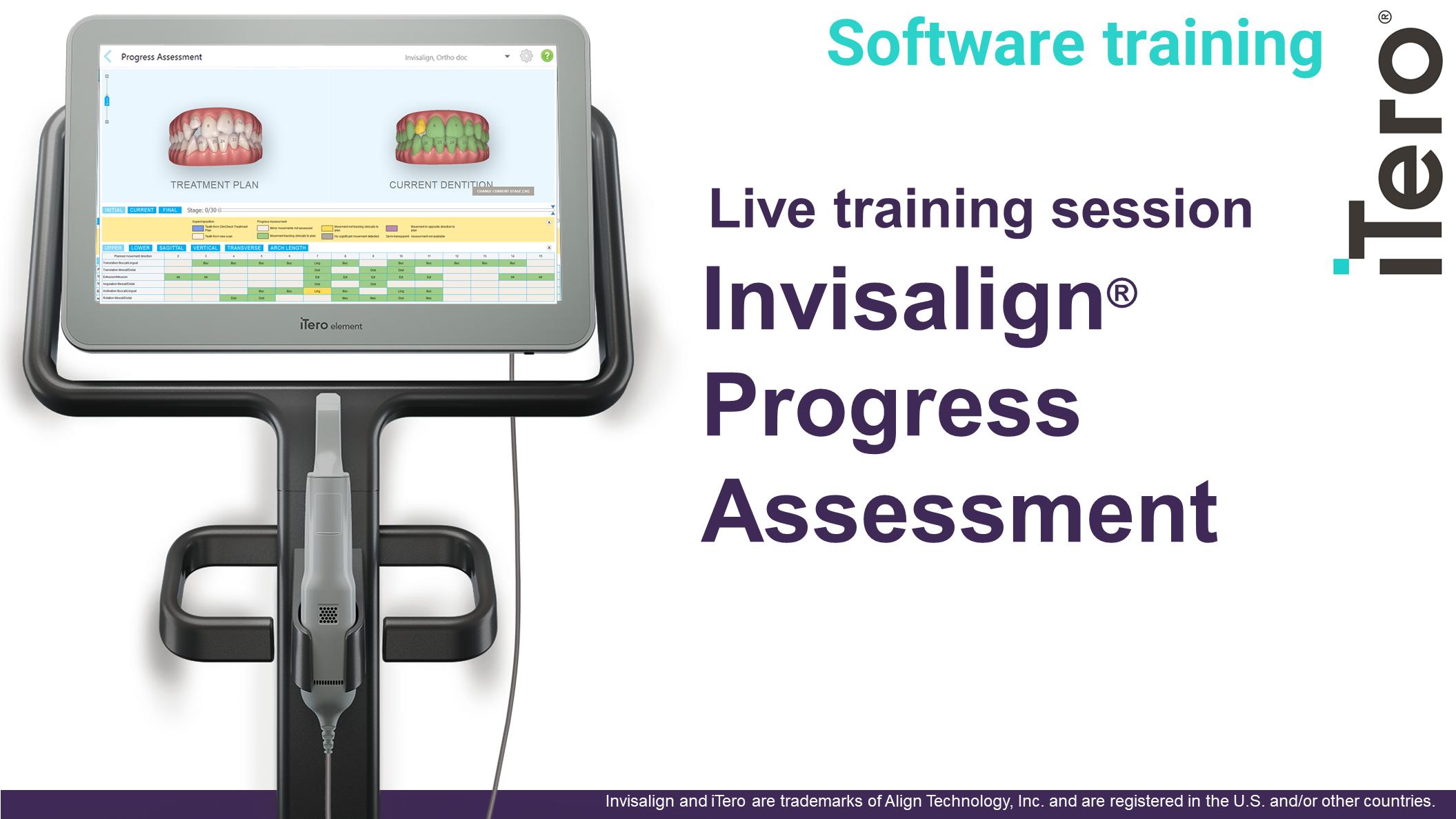 Invisalign Progress Assessment 12pmEDT(11amCT/10amMT/9amPT)