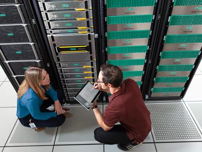 Интеллектуальная защита ваших данных вместе с HPE