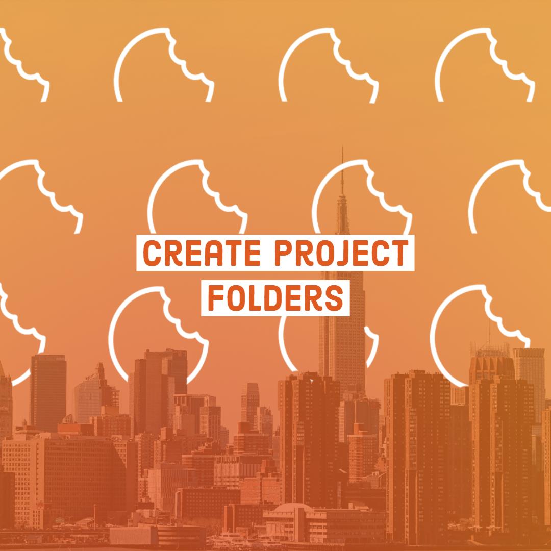 Bite-Sized BIM: Project Folders