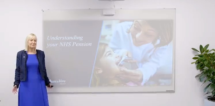 Chase de Vere - Demystifying NHS pensions