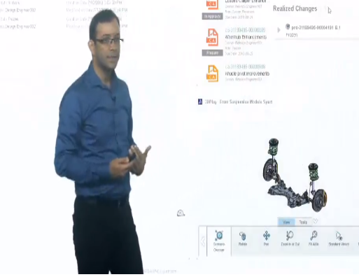 Business-Driven Product Development: Advanced Use Case Demo with Configuration Management