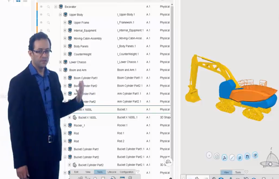 ENOVIA to the MAX: Connecting CATIA V5 to the Cloud