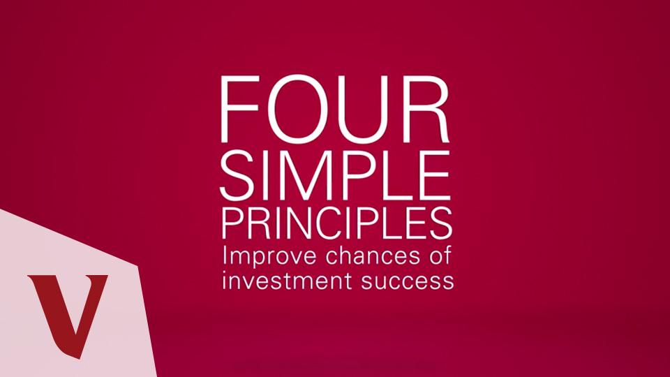 Vanguard's principles for investing success