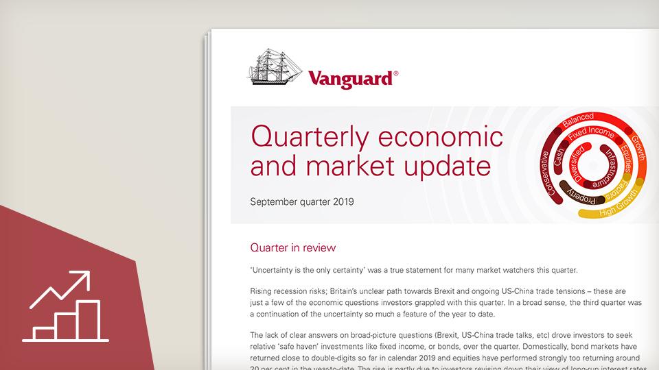 Quarterly market and economic update - September 2019