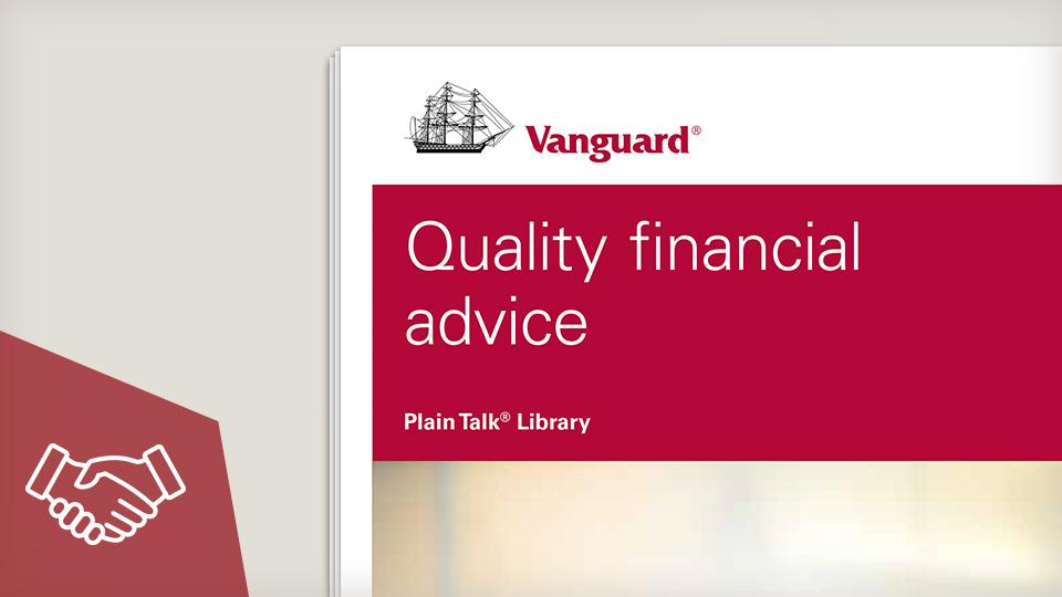 Quality financial advice
