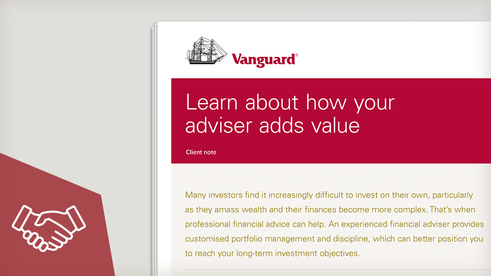 Learn about how your adviser adds value