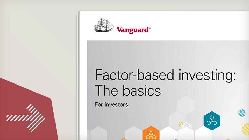 Factor-based investing - the basics