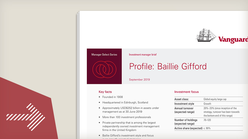 Investment Manager Brief - Baillie Gifford