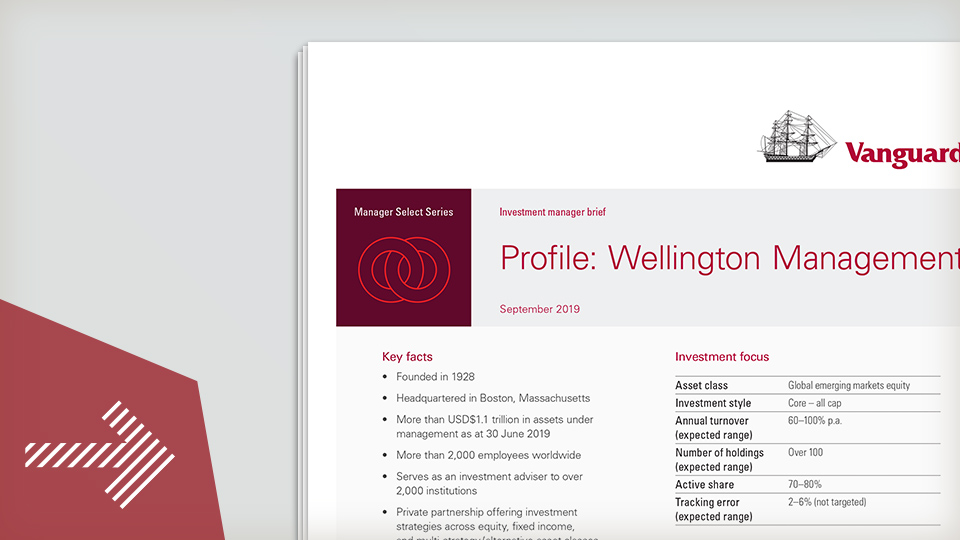 Investment Manager Brief - Wellington