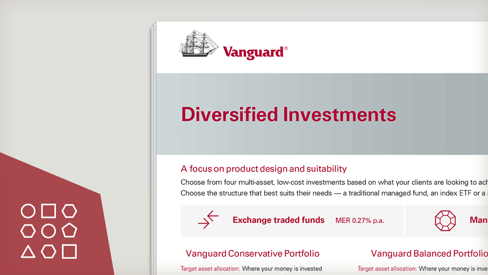 Diversified Investments Quick Guide