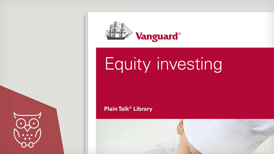 Shares - equity investing