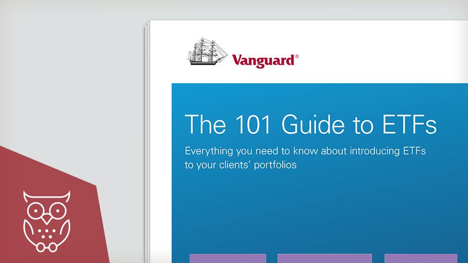 101 Guide To ETFs