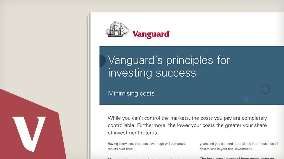 Principles - Costs