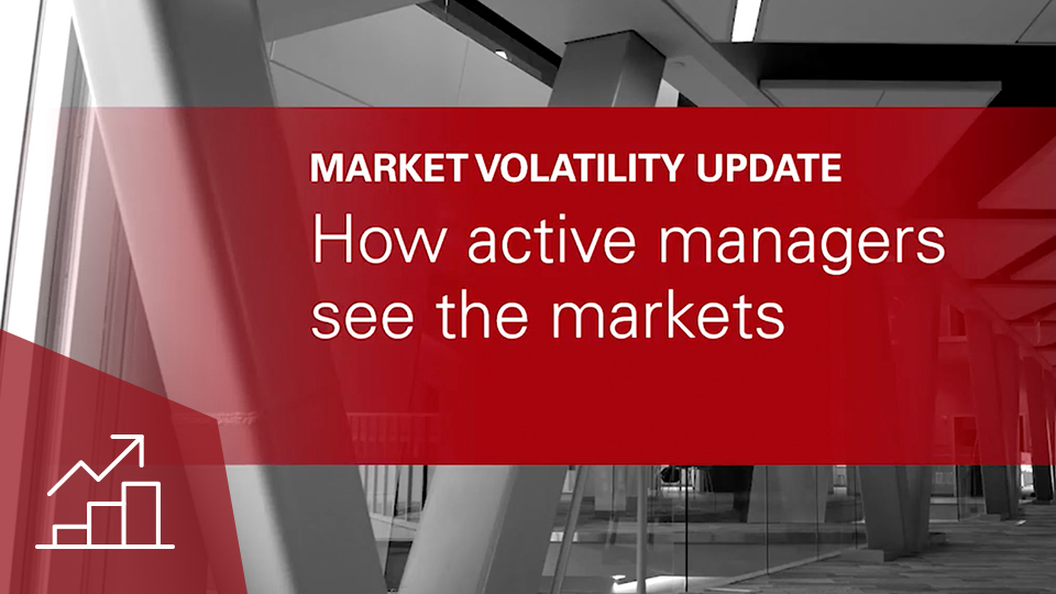 How active managers see the markets