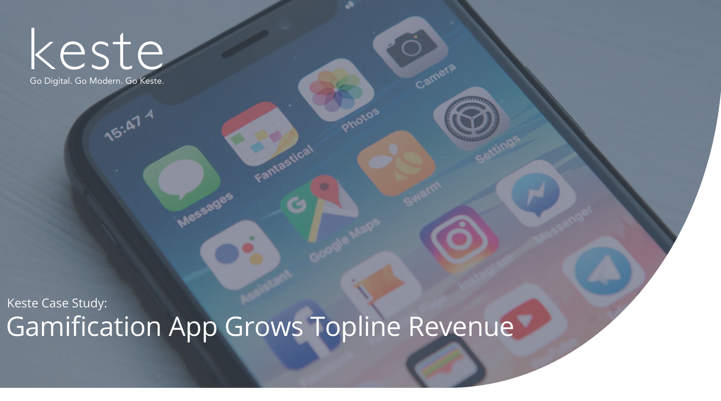 Case Study : Gamification Application Grows Topline Revenue