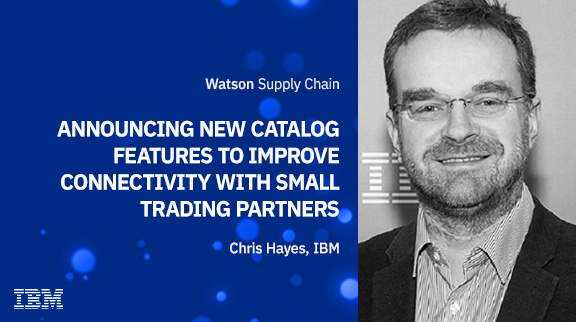 Announcing New Catalog Features to Improve Connectivity with Small Trading Partners