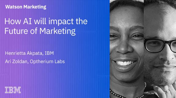 How AI will impact the Future of Marketing