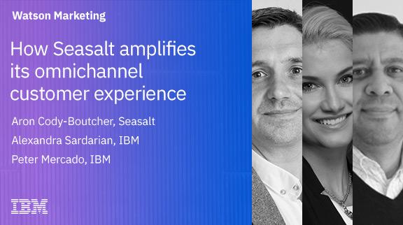 How Seasalt amplifies its omnichannel customer experience