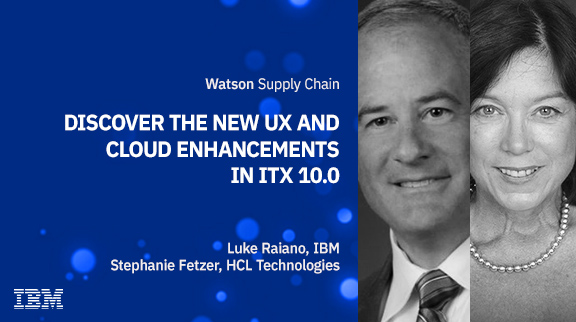 Discover the new User Experience and cloud enhancements in IBM Transformation Extender 10.0