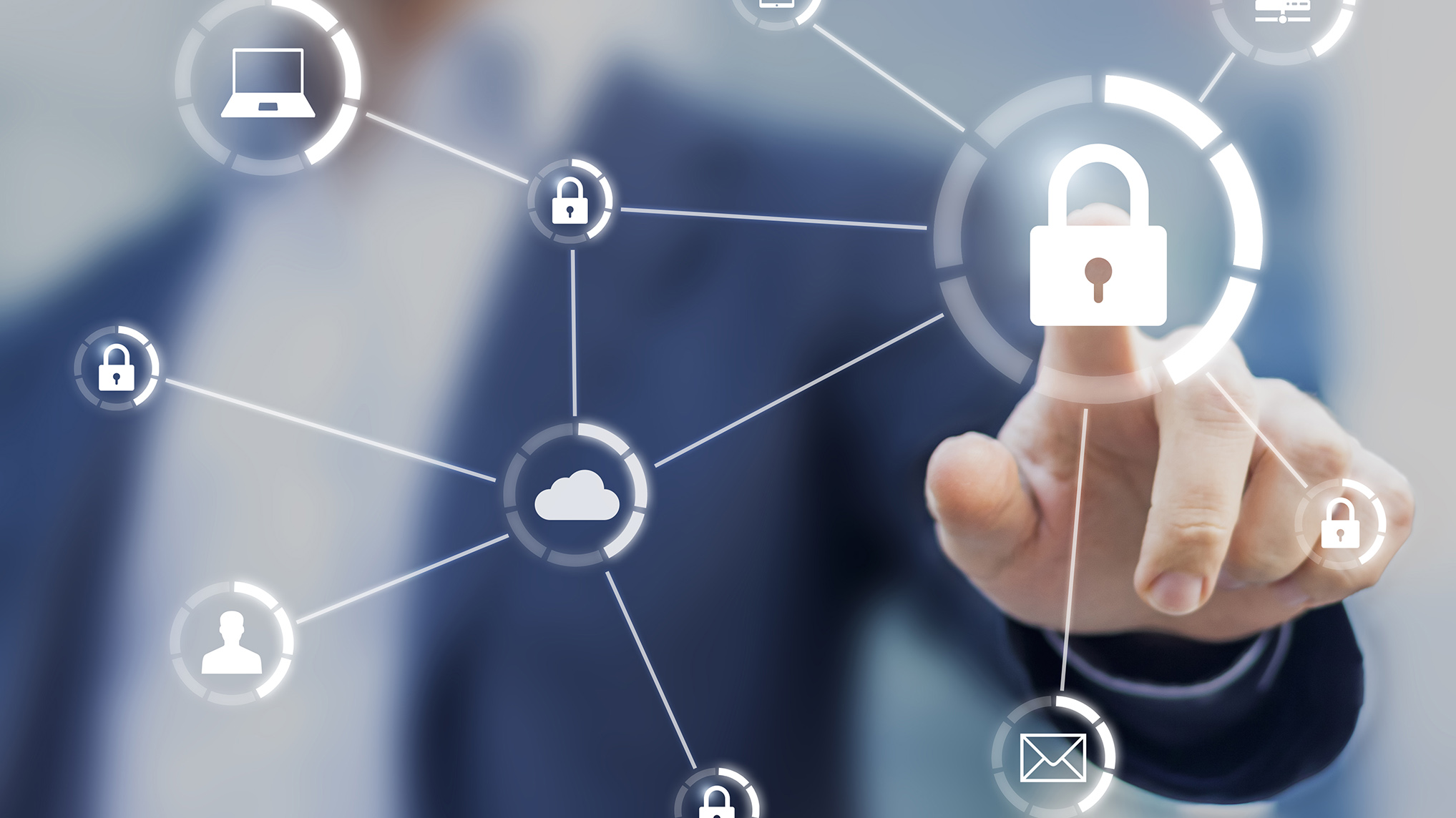 Managing IoT security through the endpoint, network, and cloud