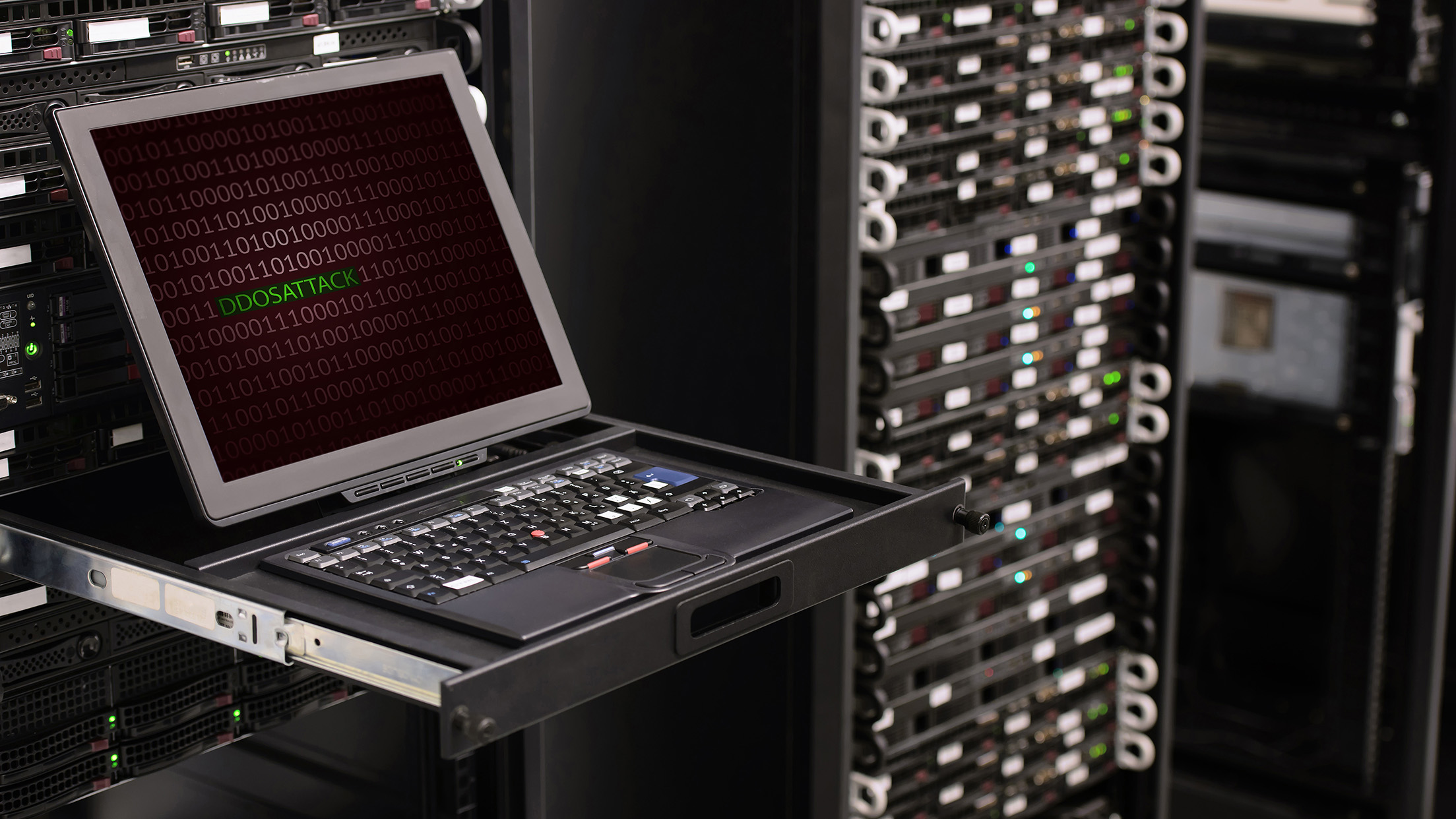 Protect next-gen network infrastructure from terabit DDoS attacks