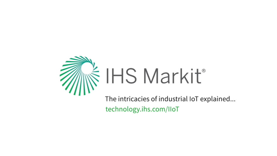 Alex West -The intricacies of industrial IoT explained. Section 1