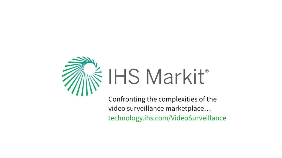 Josh Woodhouse. Confronting the complexities of the video surveillance marketplace. Section 1